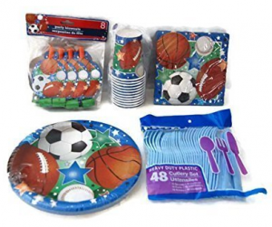 Sports Themed Party Supplies